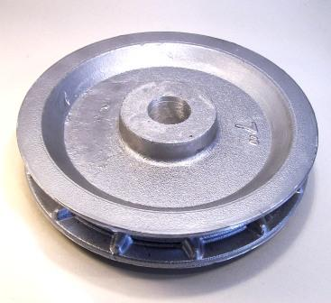 Aluminium Chainwheel 7 To Suit 1 Steel Shaft And Our